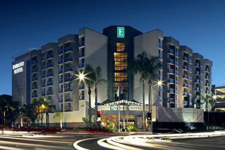 洛杉矶国际机场北使馆套房酒店图片