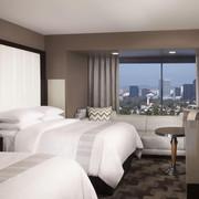 贝弗利山万豪酒店图片