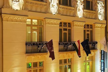 布达佩斯拉普力马时尚酒店