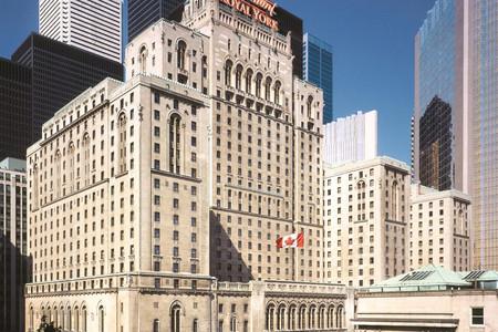 费尔蒙皇家约克酒店