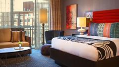 马德拉酒店、金普顿酒店