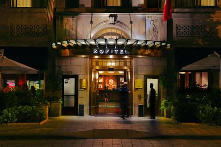 华盛顿特区拉法叶广场索菲特酒店