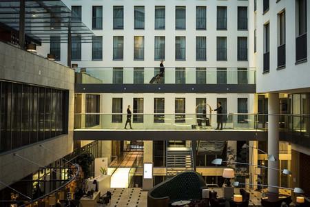 杜塞尔多夫洲际酒店