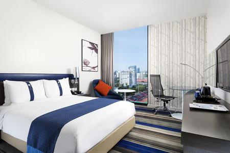 曼谷暹罗智选假日酒店