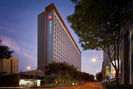 宜必思新加坡明古连街酒店