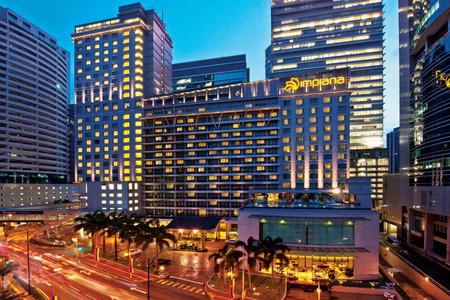 吉隆坡迎碧安娜酒店