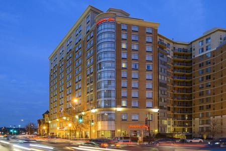 华盛顿市中心恒庭酒店-会议中心