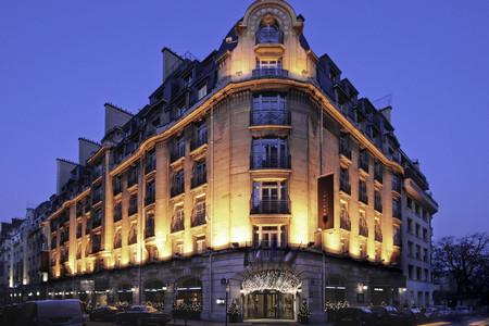 索菲特巴黎凯旋门酒店