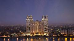开罗尼罗河城市费尔蒙酒店