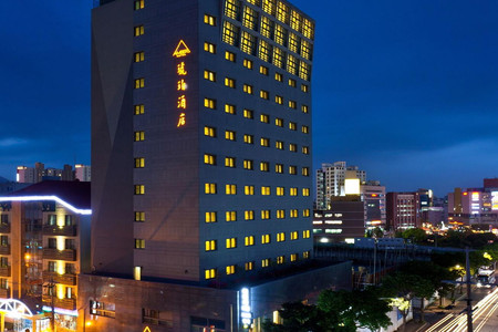 济州琥珀酒店中心店