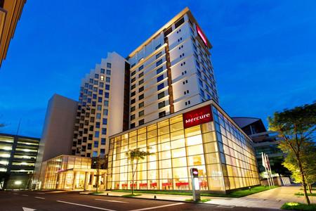 冲绳那霸美居酒店