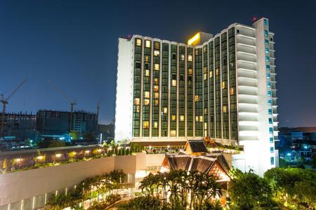 清迈皇后酒店