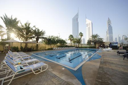 迪拜商务中心酒店公寓