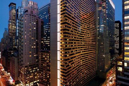 纽约时代广场喜来登酒店