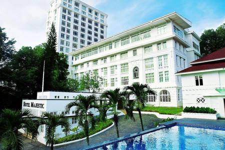吉隆坡大华酒店,万豪傲途格精选