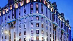 莫斯科万豪大酒店