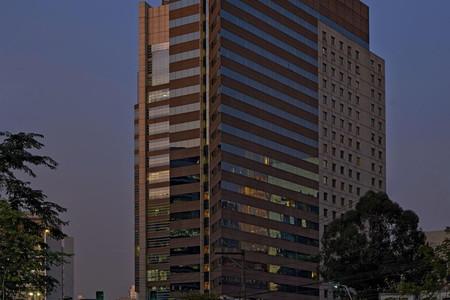 圣保罗奥林匹亚村铂尔曼酒店