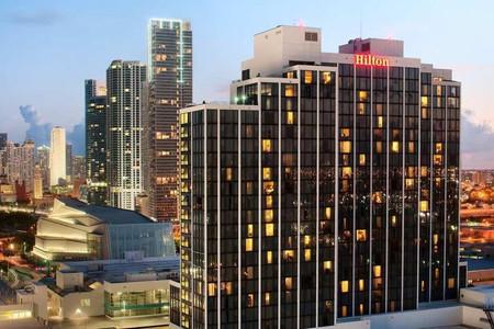 希尔顿迈阿密市区酒店