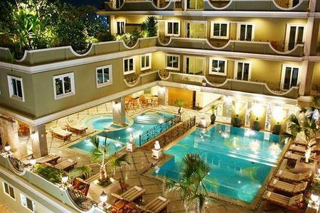 芭堤雅 LK 皇家套房酒店