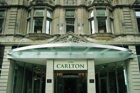 希尔顿爱丁堡卡尔顿酒店