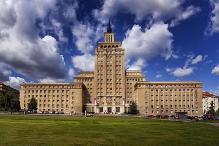 布拉格国际酒店
