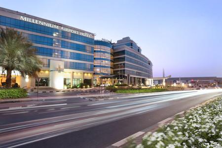 迪拜千禧机场酒店