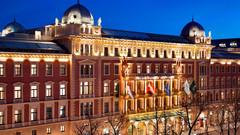维也纳汉森宫凯宾斯基酒店