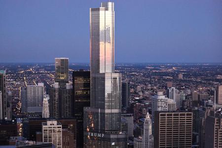 芝加哥特朗普国际大厦酒店