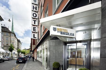 瑞士巴塞利亚品质酒店