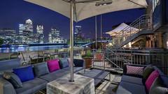 伦敦港区河滨希尔顿逸林酒店