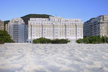 科帕卡巴纳皇宫酒店
