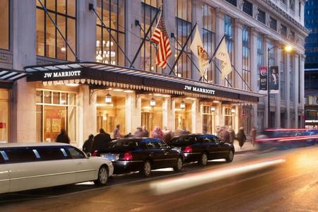 芝加哥 JW 万豪酒店