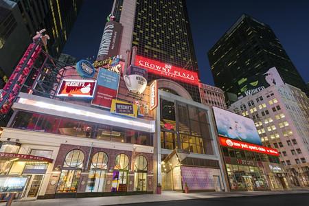 曼哈顿时代广场皇冠假日酒店