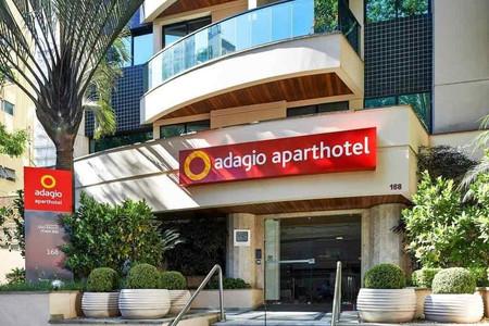 阿达吉奥圣保罗伊泰恩比比公寓酒店