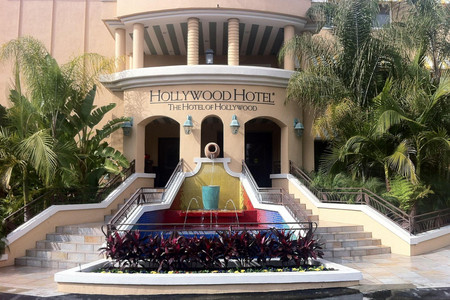 好莱坞环球影城华美达酒店图片