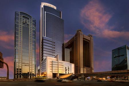 迪拜康拉德酒店