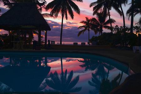 水瓶座海滩酒店