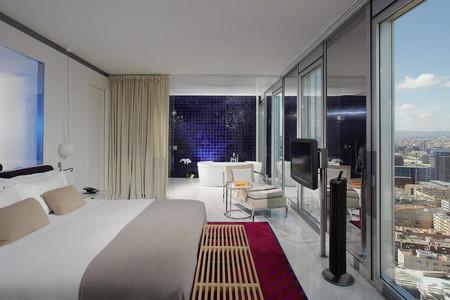 高级巴塞罗那天空美利亚酒店