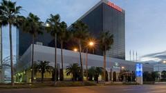 希尔顿洛杉矶机场和塔楼酒店