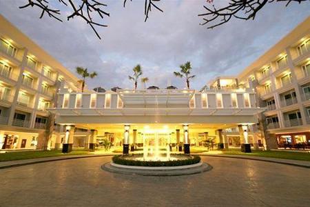 清迈坎塔瑞山丘酒店