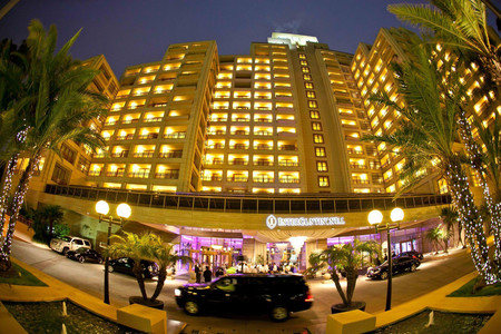 比佛利山庄洛杉矶世纪城洲际酒店
