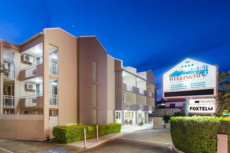 惠灵顿公寓酒店
