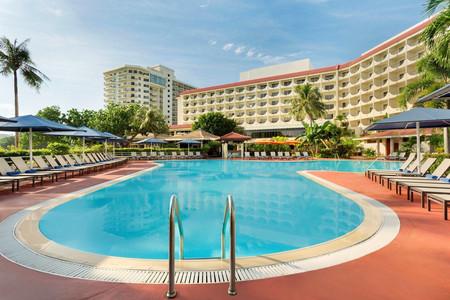 关岛希尔顿度假酒店