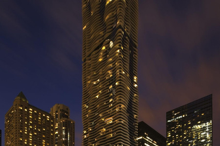 芝加哥雷迪森蓝标酒店