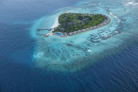 马尔代夫泰姬珊瑚岛度假村