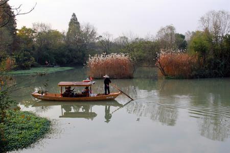 <杭州西溪湿地-宋城1日游>纯玩、游杭州西溪湿地公园、千年轮回宋城、含宋城景区、含宋城千古情表演、无购物哦