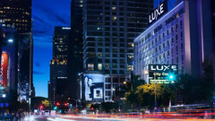 洛杉矶市中心假日酒店