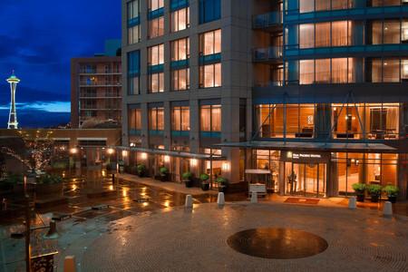 泛太平洋西雅图酒店