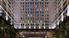 迪拜国际金融中心丽思卡尔顿酒店