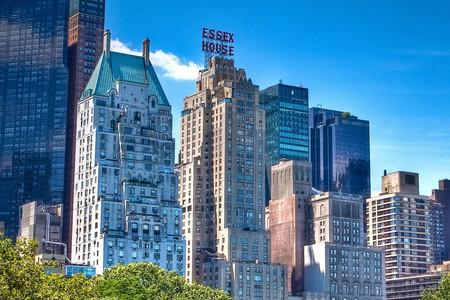 纽约艾塞克斯豪斯 JW 万豪酒店